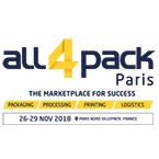 Logo ALL4PACK 2018